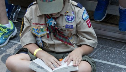Image: Boy Scouts museum moving to New Mexico