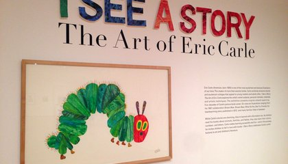 """Image: """"The Very Hungry Caterpillar"""" gets a show"""