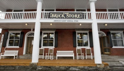 Image: 19th century general store makes a comeback