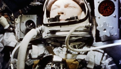 Image: John Glenn, the 1st American to orbit Earth, has died at 95
