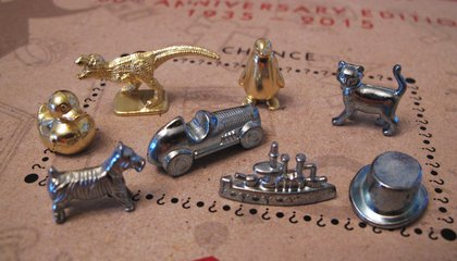 Image: Boot, wheelbarrow, thimble ousted from Monopoly board game