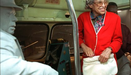 Image: Rosa Parks: The misdemeanor that sparked a movement