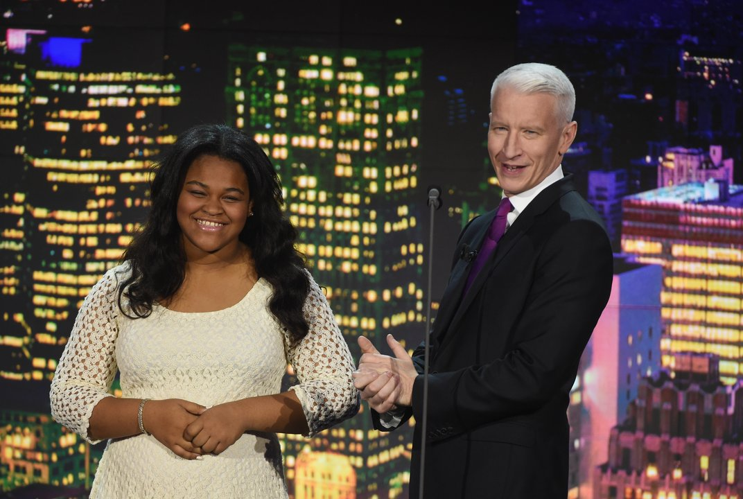 Teen honored by CNN for launching literacy program