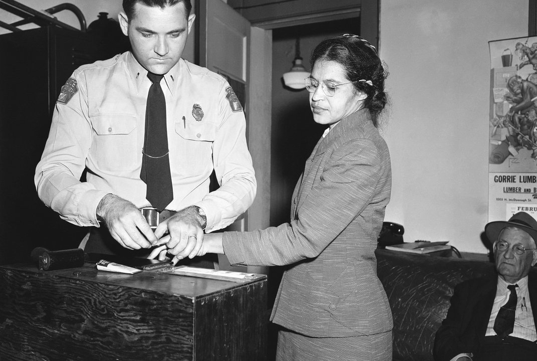 Rosa Parks: The misdemeanor that sparked a movement