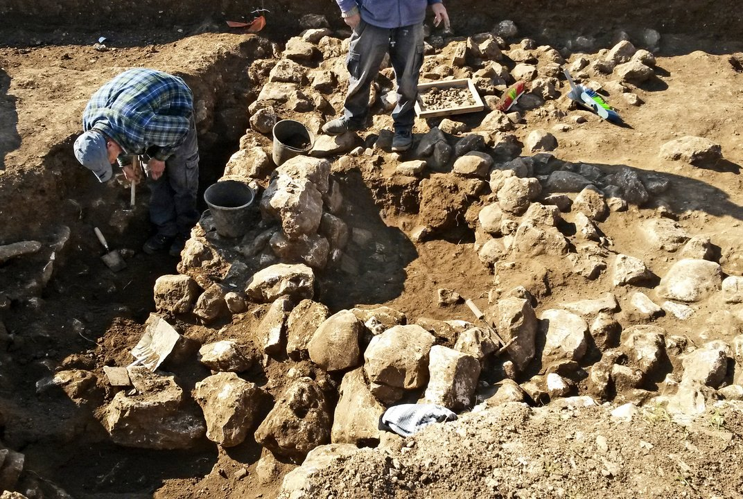 Archaeologists find ancient, 7,000-year-old settlement