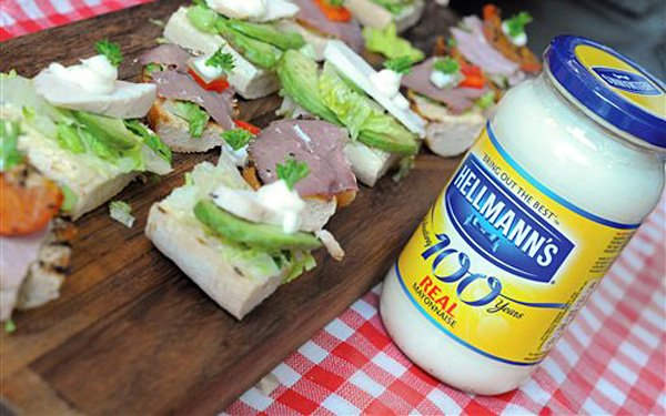 What makes Hellmanns real mayonnaise real?