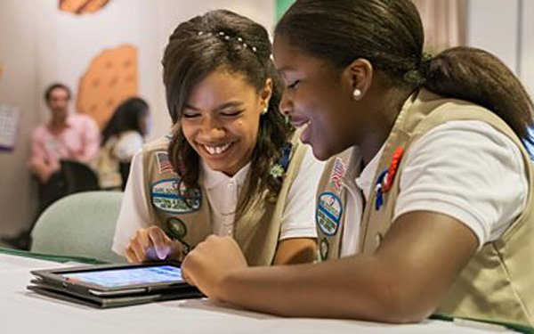 Selling Girl Scout cookies? There's an app for that