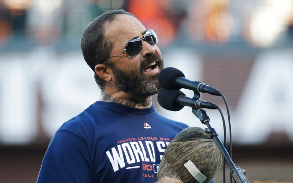 Oops! Singer forgets words to national anthem